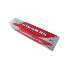 Household Aluminium Food Packaging Foil Roll#12''x200'