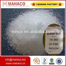 chemical formula magnesium sulfate monohydrate MgSO4.H2O