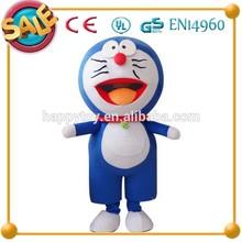 Hi CE caliente de la venta adultos doraemon traje de, Personaje de dibujos animados doraemon del partido del traje