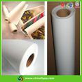 Volar ambiental de algodón blanco pintura de la lona, la decoración de interiores de materias primas