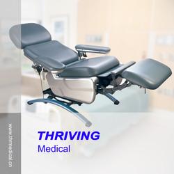 THR-XD104 Hospital Electric Blood Transfusion Chair