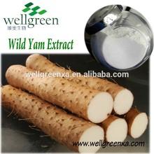 wild yam p.e/ yam extract diosgenin/wild yam extract powder root extraction plant