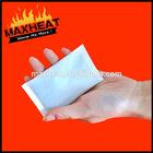 2015 OEM instant warmer Hand warmer heat pack magic gel reusable hand