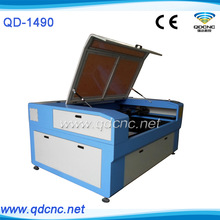 jinan china best price!!wood/MDF laser cutter 1490/wood pen laser engraving machine/can customered!!