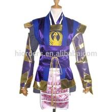 guerreiros samurais ranmaru mori traje cosplay
