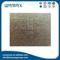 Düşük formaldehit emisyonu hpl mobilya malzemesi 04045-ge yosun yeşili balıksırtı laminat parke