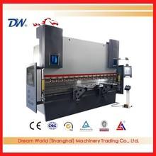 Hydraulic CNC Press Brake / CNC Steel Bending Machine for Steel cabinet