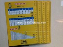 KOREA hight quality pp craft mat,student mat for school &office