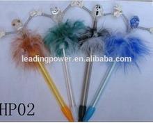 led pen / light pen / christmas pen witch pen ghost pen skull pen star pen