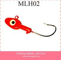 MLH002 Lead Head Jig Wholesale Fishing Tackle Fishing Gear