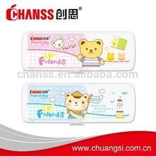 2014 whole sale plain pencil case cs-3043