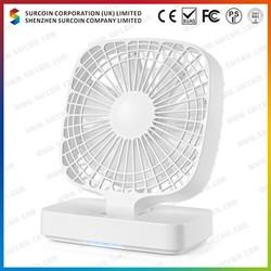 4.7 Inch Rechargeable Fan battery make fan