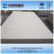 fibre cement board made by Headerboard China 100% non asbestos