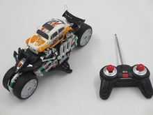 360 degree rotation stunt rc drift car with music and light big rc car
