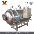 De procesamiento de alimentos de la máquina/nuevo diseño& de alta calidad de alimentos y bebida autoclave esterilizador