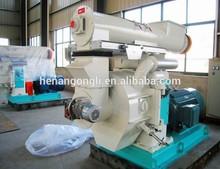 1-1.5tph wood wood pellet maker partner/wood pellet making machine