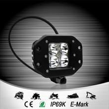"""E-mark certified aurora 2"""" LED work light led off road light bar 12v"""