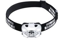 Brightest & Best LED Headlamp Flashlight w/ Red Lights for Night Running, Hunting, Fishing, Camping, Reading, Jogging, Walking