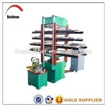 rubber plate vulcanizer