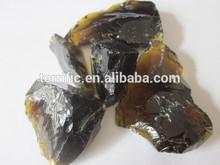 Landscape Dark Amber Decorative Glass Rocks
