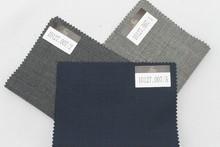 new design Italian wool bird eye men's suit fabric