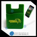 fornecer todos os tipos de silicone do telefone móvel titular do cartão