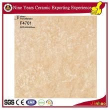 Cream white rustic aluminum tile corner