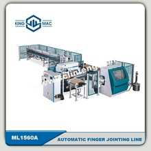 Automatic wood finger joint machine line for sale ML1560A
