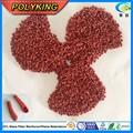 Matérias-primas plásticas de fibra de vidro cheio de nylon 66 gf35 sucata