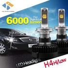 New Generation LEUKOS 12v 28W / 42W Led Car Head bulb replace xenon hid 6000k h4