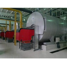 Super Performance WNS commercial hot water boiler