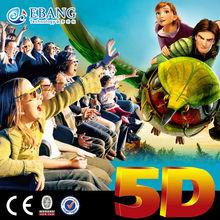 Vivid effect and strong impact 3d 4d 5d 7d 9d cinema