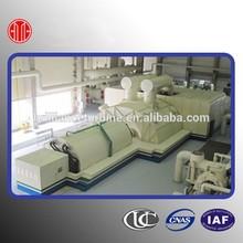 Condensing Steam Boiler Generating Electricity