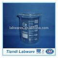 de laboratorio de vidrio borosilicato vaso de precipitados 250ml