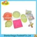 mini panela de plástico brinquedos doces