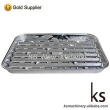 New unique aluminum foil barbecue food tray