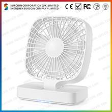 4.7 pulgadas del ventilador ventilador recargable estufa de madera Fan