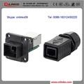 masculino crimp conector de bloqueio ce rj45 conector made in china preço baixo rj45 conector