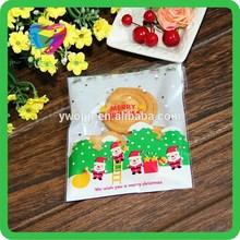 Yiwu China 2015 wholesale custom printing self adhesive party opp bag
