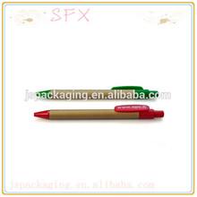 biodegradable brown kraft paper tube ,simple paper cardboard tube for pen