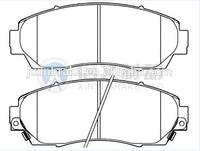high qulity brake pad for Honda OE 45022-SHJ-A00