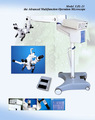Microscope opératoire oeil/optique du microscope lzl-21 pièces