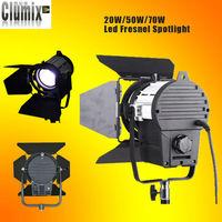 50W DMX control studio led spotlight for studio/stages/theater