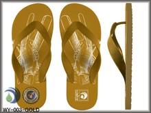 Rubber flip-flops for men