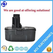 Safe supplier 7.2v lithium battery dewalt power tools battery Ni-CD1.3Ah-2.0Ah