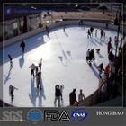 roller skates rink/ 10mm shooting pad/ UHMW ice playground
