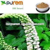 Black Cohosh Extract Powder, Triterpene Glycosides CAS: 84776-26-1