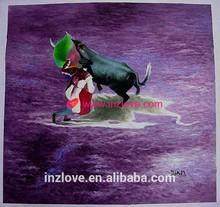 modern bullfight spanish oil painting