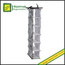 zebra 6 shelves hanging shoe organizer