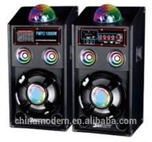 Home USB Woofer Speaker With Bluetooth/SD/ FM/USB/REM/MIC INPUT Functions,Super Bass Bluetooth Speaker